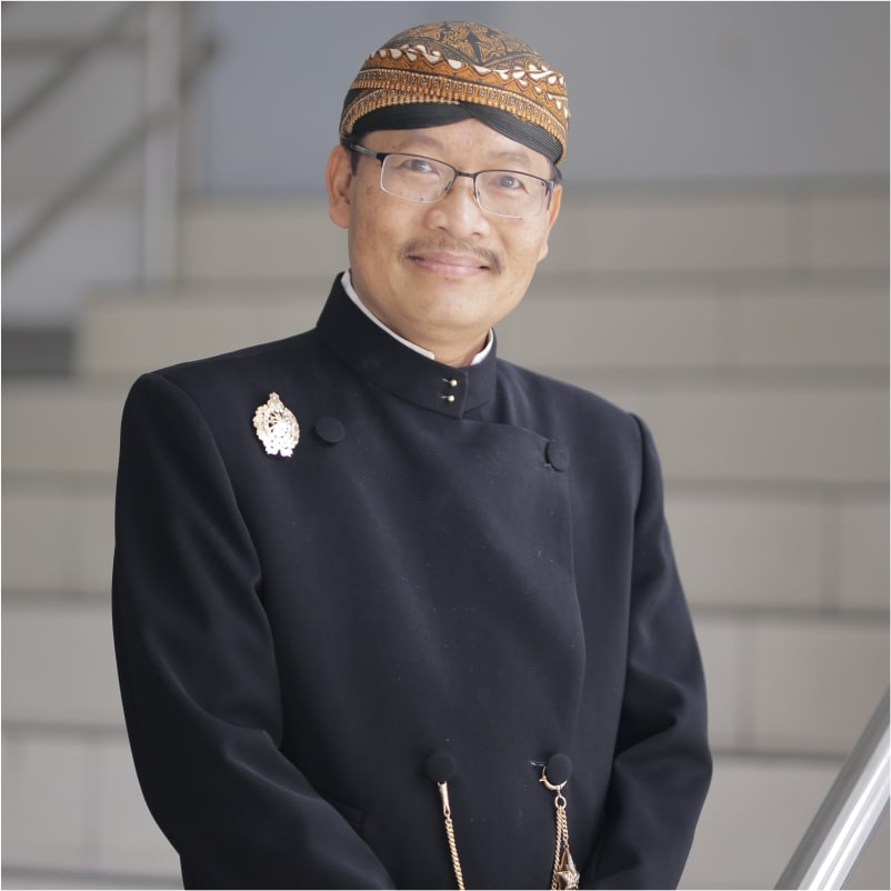 Prof. Dr. Slamet Subiyantoro, M.Si.